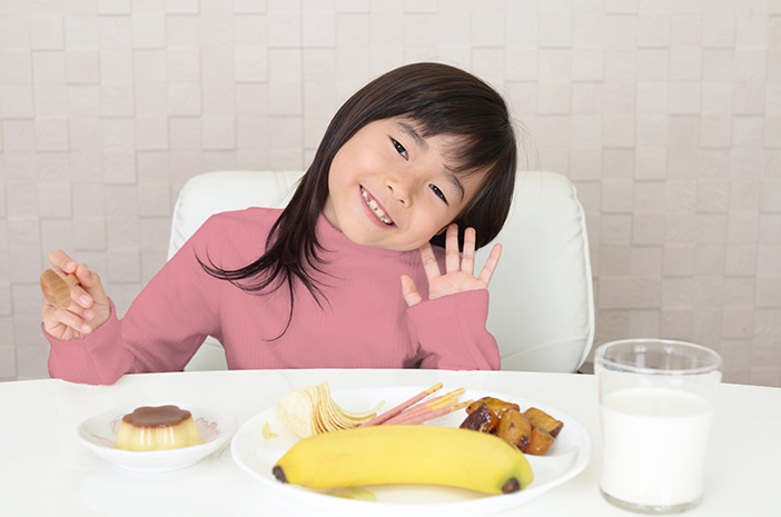 Bahaya Varian Delta, Anak-Anak Harus Dibekali Makanan Bergizi