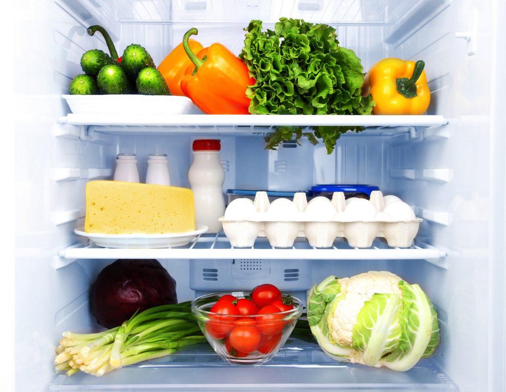4 Cara Menyimpan Bahan Makanan di Kulkas